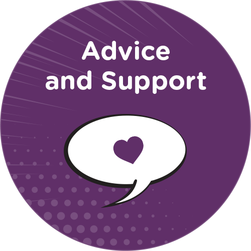 Advice and Support